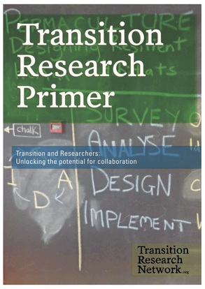 Transition Research Primer Cover